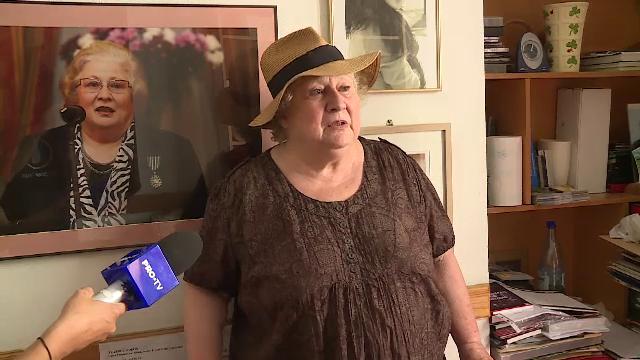 """Dorina Lazăr este din nou directorul Teatrului Odeon. Firea a demis-o """"abuziv"""", Nicușor Dan a repus-o în funcție"""