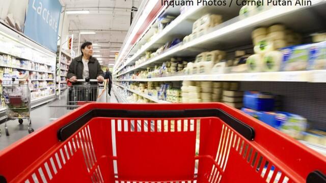 Magazinul Auchan din cadrul Iulius Mall Timisoara