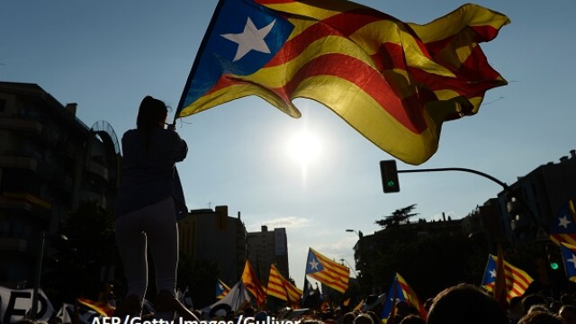 Catalonia - AFP/Getty
