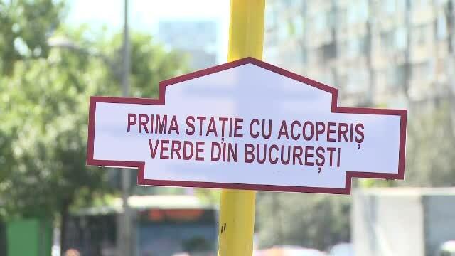 Prima stație verde din București, inaugurată cu mult fast și cifre exagerate