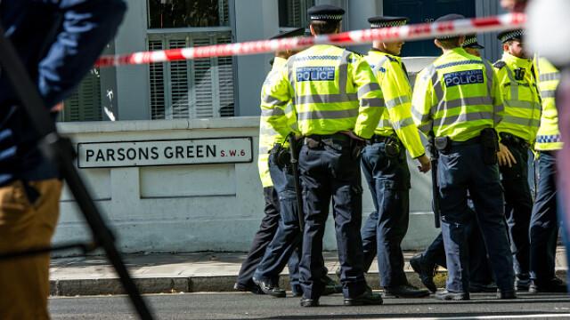 A fost reținut al șaptelea suspect, după atentatul de la metroul londonez