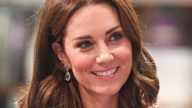 Kate Middleton, prima apariție publică după anunțarea celei de-a treia sarcini