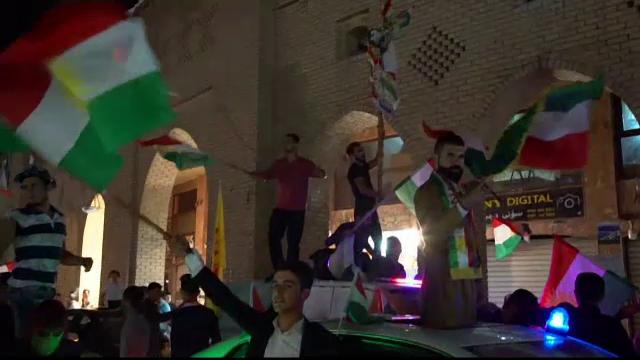 Rezultatele neoficiale. Victorie de peste 90% a celor care susțin independenţa Kurdistanului irakian