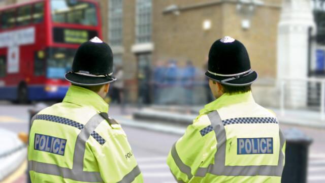 Poliția britanică