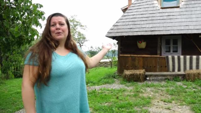 Motivul pentru care o olandeză a vizitat de 4 ori satul Breb din Maramureș