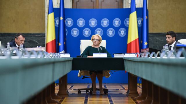 Rectificarea bugetară a fost adoptată, fără aviz CSAT. \