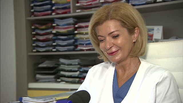 Povestea singurei femei chirurg din sud-estul Europei care face transplant de ficat