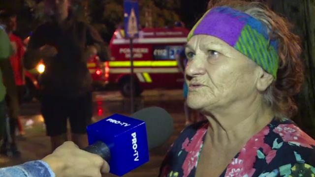 """Locatarii blocului distrus de incendiu spun că nu avea autorizație ISU. """"A fost mai ieftin"""""""