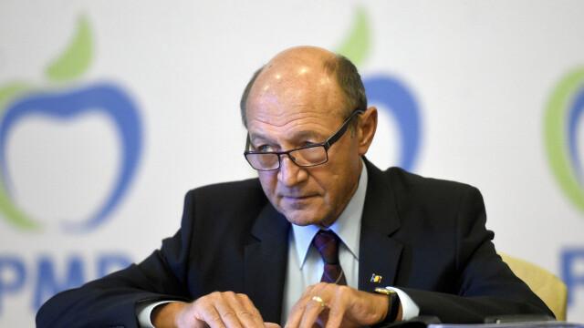 Băsescu, despre magistrați: Să spună și de facilităţile pe care le au, altele decât salariul