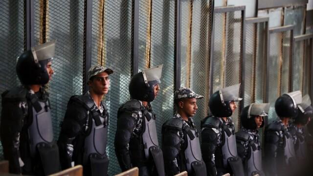 politie Egipt