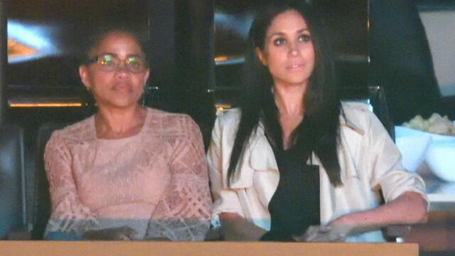 Mama lui Meghan Markle, în vizite secrete la Londra. A venit de urgență din SUA să-și calmeze fiica