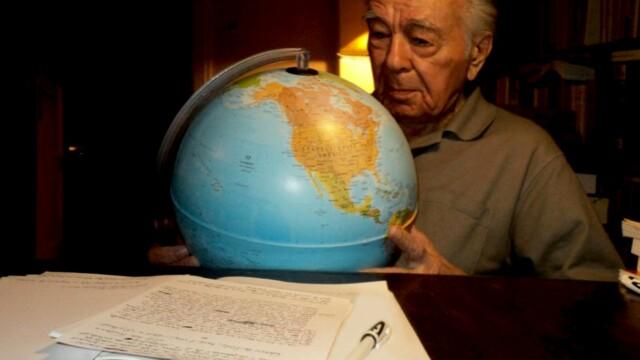 """Filosoful Mihai Șora rememorează prima zi de școală: """"N-am reușit să-i conving pe țărani că Pământul e rotund"""""""
