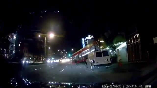 accident San Francisco