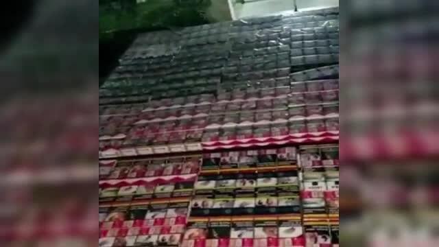 Un tânăr a încercat să treacă prin Vama Nădlac țigări în valoare de 100.000 de lei
