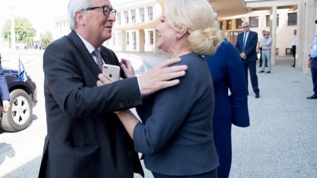 După incidentul cu Juncker, premierul Viorica Dăncilă a solicitat 3 rapoarte de control