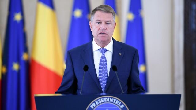 """Klaus Iohannis: """"Astăzi, Uniunea Europeană se află într-un moment de răscruce"""""""