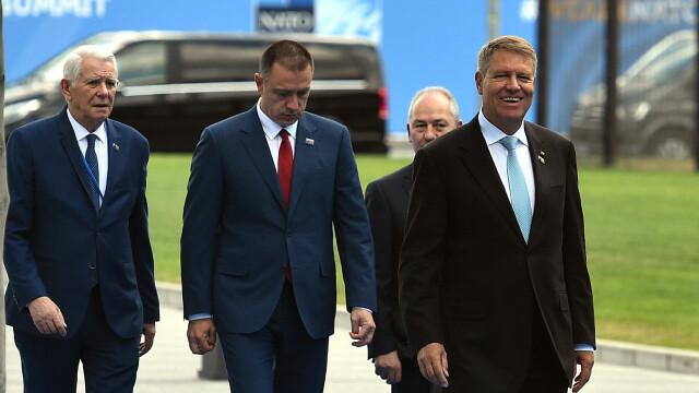 Meleșcanu a semnat o declarație comună cu Polonia și Lituania referitoare la BREXIT. Iohannis confirmă