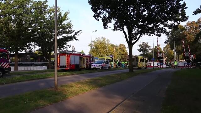 Patru copii au murit în Olanda în urma unei coliziuni cu un tren