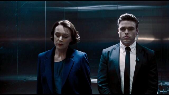 Bodyguard, serial, 2018, BBC,