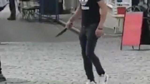 Alertă în Germania. Persoane atacate și înjunghiate în plină stradă. VIDEO