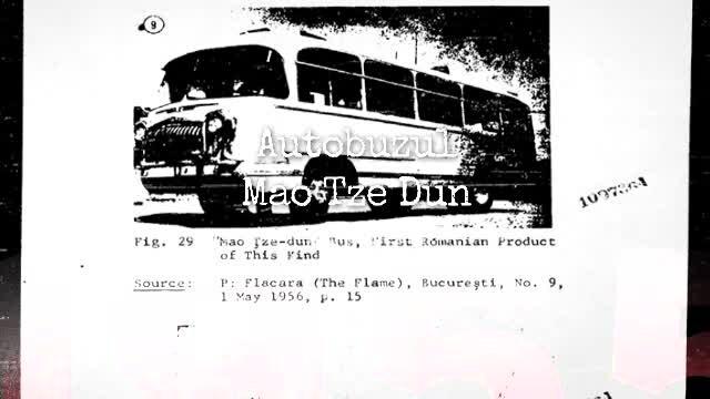 autobuzul Mao Tze Dun