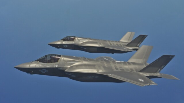 Primul accident cu cel mai scump avion de luptă american. Cum s-a prăbușit aparatul invizibil F-35B