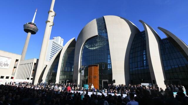 moscheea din Koln, Germania