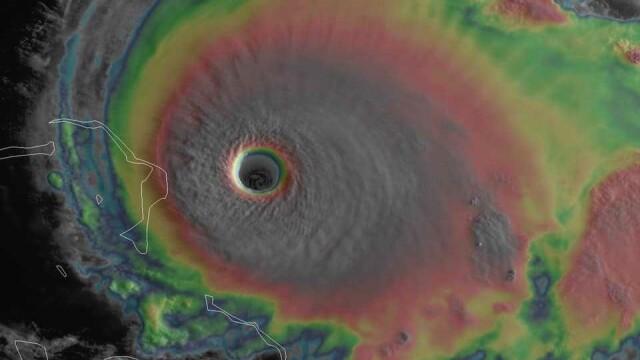 Uraganul Dorian, ridicat la categoria 5. Se așteaptă rafale de vânt de 260 km/h - Imaginea 3
