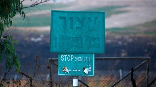 Schimb de tiruri Israel - Liban - 7