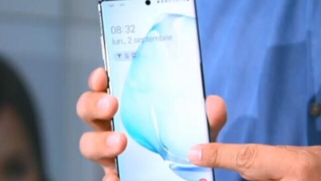 Ce oferă Galaxy Note 10 şi Galaxy Note 10 Plus la prețul de 1000 de euro