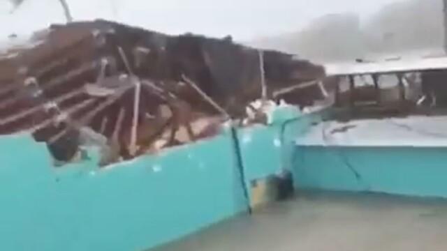 Stare de urgență în SUA. Uraganul Dorian a lovit Bahamas cu rafale de 300 de km/h. GALERIE FOTO - Imaginea 5