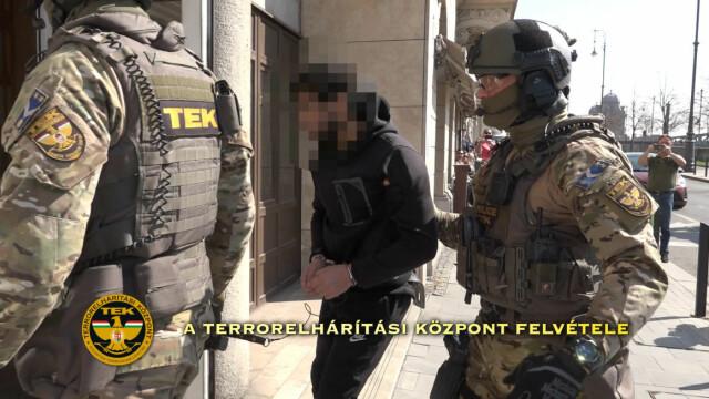 Comandant ISIS, prins în Budapesta. Câţi oameni ar fi ucis cu mâna lui