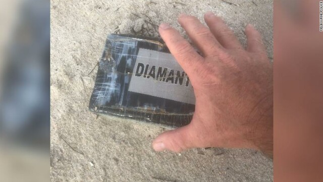 Ce a apărut pe mai multe plaje din Florida, după Uraganul Dorian