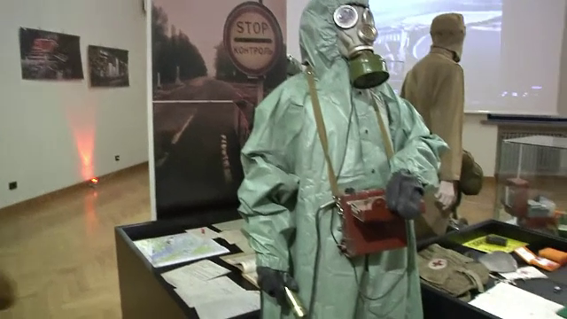Povestea bărbatului care ține în casă obiecte radioactive găsite la Cernobîl. Ce face cu ele