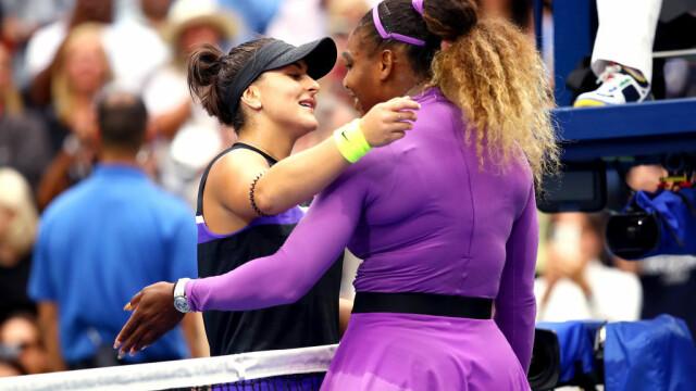 De ce şi-a cerut scuze publicului Bianca Andreescu, după ce a învins-o pe Serena - Imaginea 11