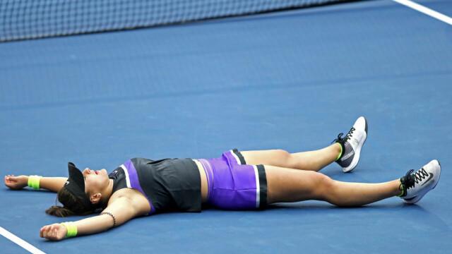 De ce şi-a cerut scuze publicului Bianca Andreescu, după ce a învins-o pe Serena - Imaginea 8