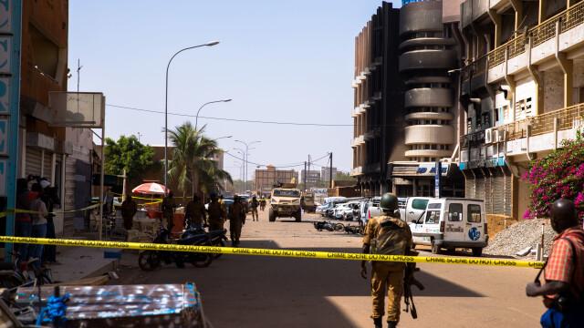 Atac cu bombă în Burkina Faso. Cel puțin 20 de persoane au fost ucise
