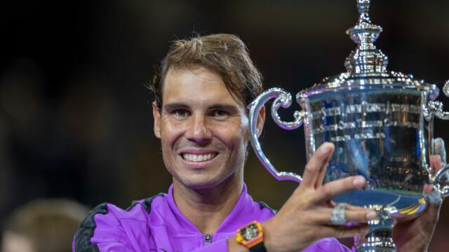 Este cea mai mare fană a lui Rafael Nadal. Cum arată sora jucătorului de tenis - Imaginea 1