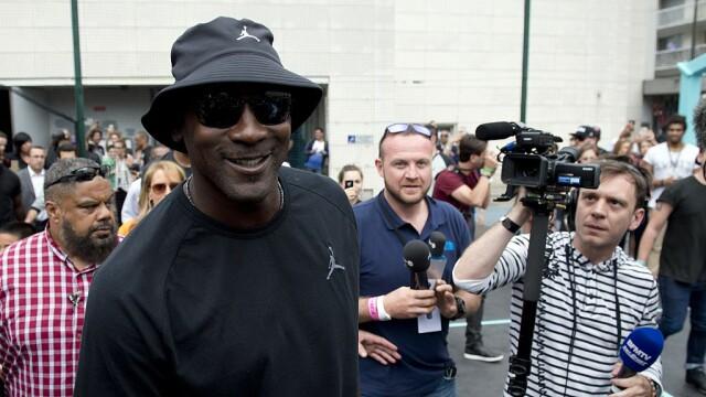 Michael Jordan a donat 1 milion de dolari victimelor uraganului Dorian