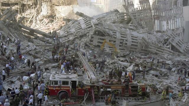 19 ani de la atacul terorist de la World Trade Center. GALERIE FOTO - Imaginea 10