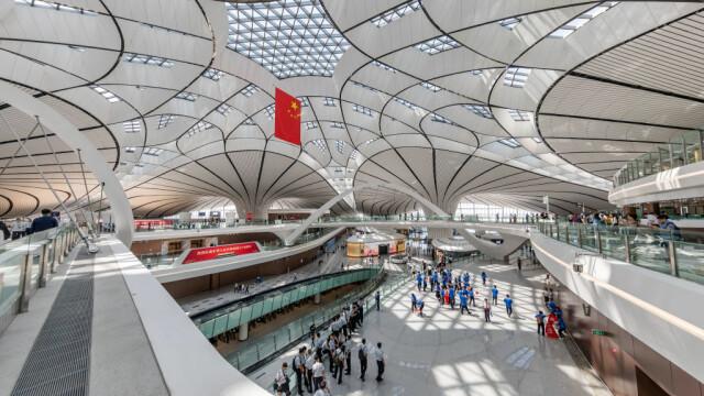 China a inaugurat mega-aeroportul de la Beijing. Cât a costat - Imaginea 7