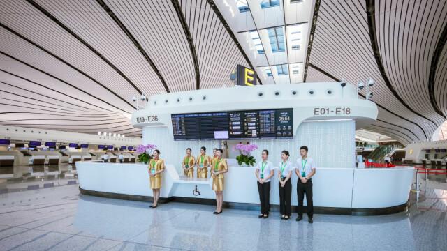 China a inaugurat mega-aeroportul de la Beijing. Cât a costat - Imaginea 6