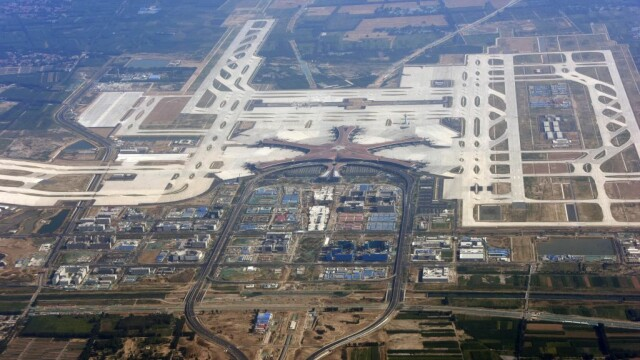 China a inaugurat mega-aeroportul de la Beijing. Cât a costat - Imaginea 4