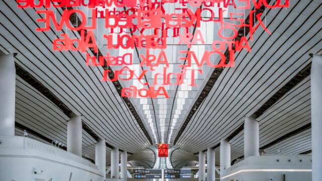 China a inaugurat mega-aeroportul de la Beijing. Cât a costat - Imaginea 1
