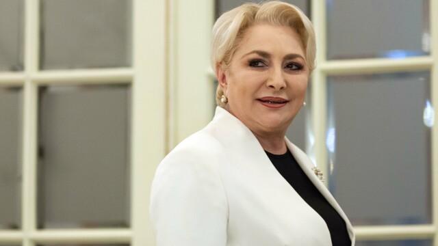 """Dăncilă: """"Las portofoliul de comisar. Sunt convinsă că-l voi câştiga pe cel de preşedinte"""""""