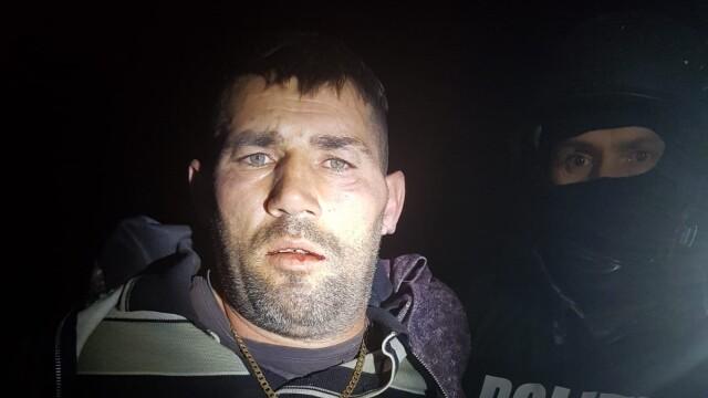 Deţinutul periculos evadat de la Penitenciarul Focşani a fost prins de polițiști - Imaginea 7