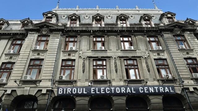 BEC: 14 candidaturi la prezidenţiale rămase definitive. Lista candidaților