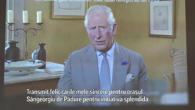 """Moștenitorul tronului Marii Britanii, mesaj pentru România: """"Felicitările mele sincere"""" - Imaginea 1"""