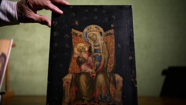 Preţul astronomic cu care s-a vândut pictura găsită în bucătăria unei bătrâne - Imaginea 3