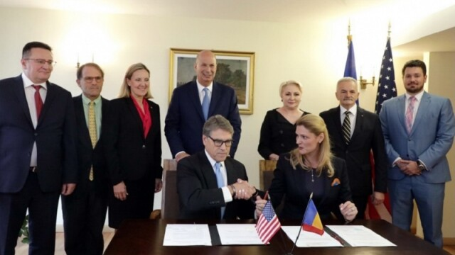 Vizita delegației României în SUA - 2